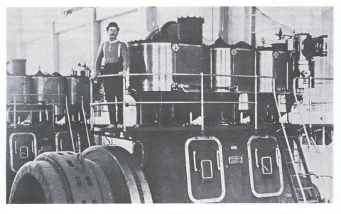 Bellis and Morcom engines