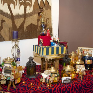 Arabian Night Theme