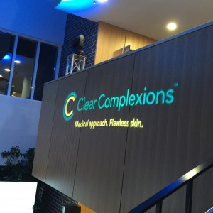 Clear Complexions Woden Clinic Opening Night