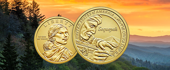 Native American $1 Coin 2017 Rolls, Bags and Boxes