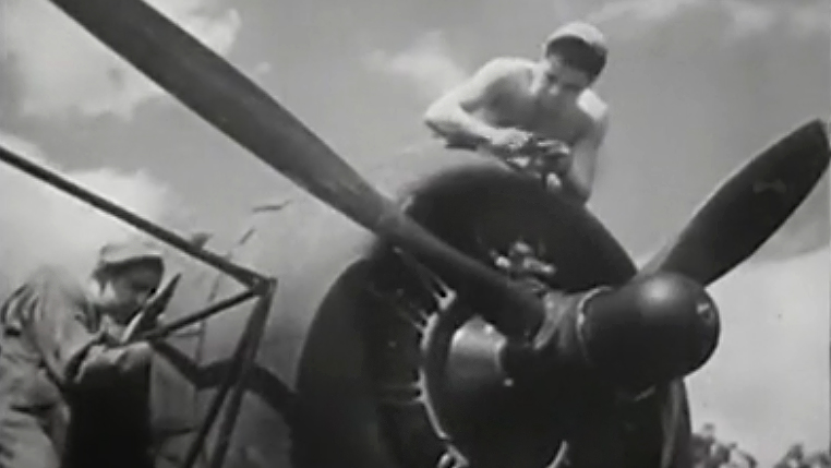 An Army Air Forces B-17 Flying Fortress crew conducted one of the most daring aerial missions of World War II