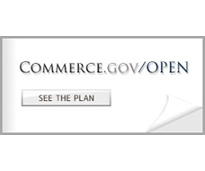 Commerce.gov/Open See the plan