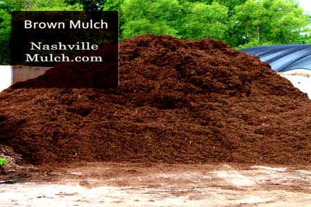 Nashville Brown Mulch Why use pine straw page.