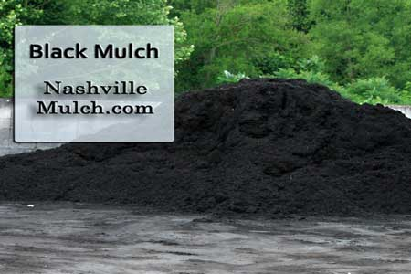 Nashville Black Mulch