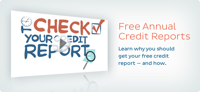 Free Annual Credit Reports
