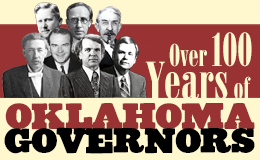 Oklahoma Governors, over 100 years of history