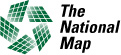 Logo of nationalmap.gov