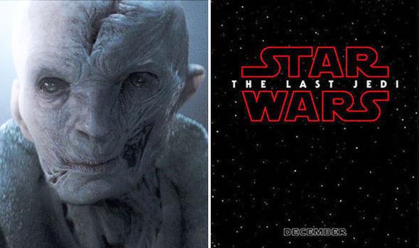 Star Wars 8 The Last Jedi Supreme Leader Snoke Episode VIII Ragnacta Kylo Ren General Hux