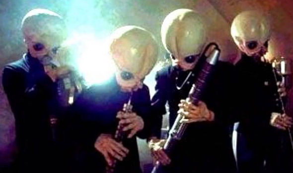 Star Wars news Cantina Band sex playlist John Williams Australia Spotify