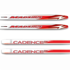 Picture of  Madshus Cadence 120 Ski and Binding Package