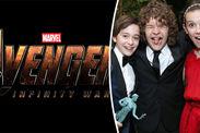Avengers Infinity War news Millie Bobby Brown Stranger Things cast latest updates