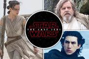 Star Wars 8 The Last Jedi title meaning Luke Skywalker Rey Kylo Ren Snoke Episode VIII