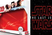 Star Wars 8 Force Friday 2 II date Last Jedi toys games Hasbro Lego