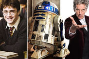 Star Wars 8 The Last Jedi new R2-D2 actor Kenny Baker Jimmy Vee Harry Potter Doctor Who
