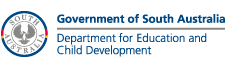 Department for Education and Child Development logo - Link to homepage