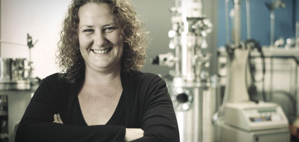 Bianca Haberl: Finding the joys of science under pressure