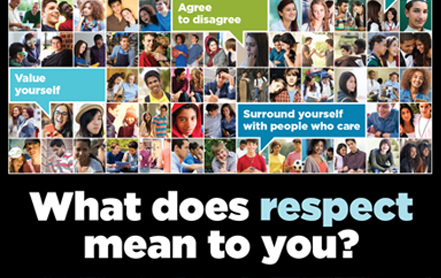 Click here to see the publication Respect Teaching Guide Poster