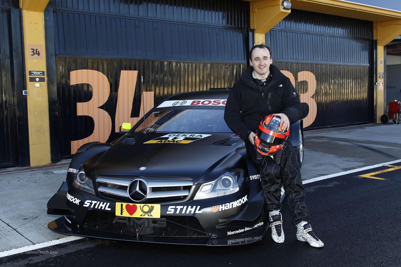 Kubica não tem interesse em fazer testes com a F1 no momento