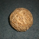 Big rubberband ball!