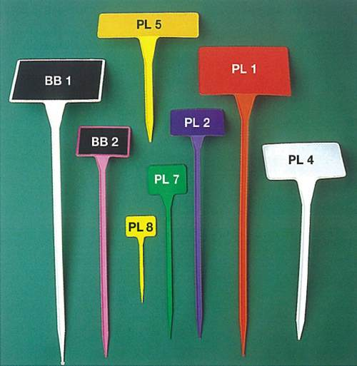 display stakes
