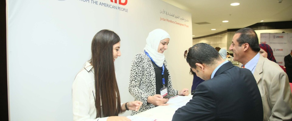 USAID AND MINISTRY OF LABOR LAUNCH WORKFORCE DEVELOPMENT PROJECT