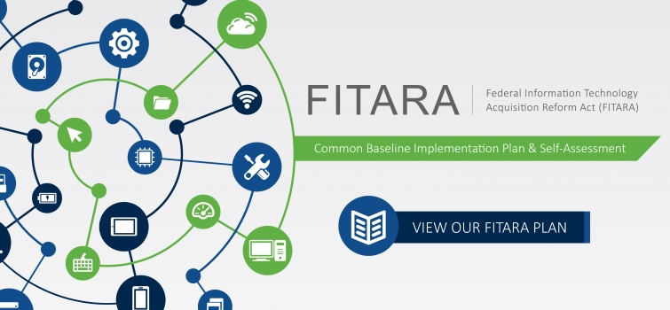 Federal Information Technology Acquisition Reform Act (FITARA)