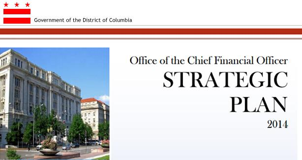 Cover of Strategic Plan report