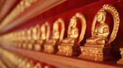 Infinite Buddhas - © Ronald Tan   Dreamstime.com © Ronald Tan   Dreamstime.com