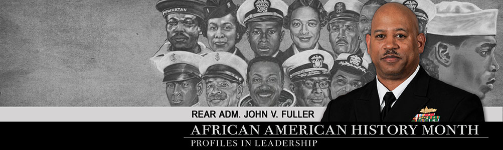 Rear Adm. Fuller: A Diverse Workforce