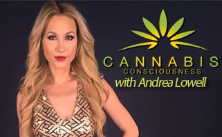 Cannabis Consciousness w Andrea Lowell