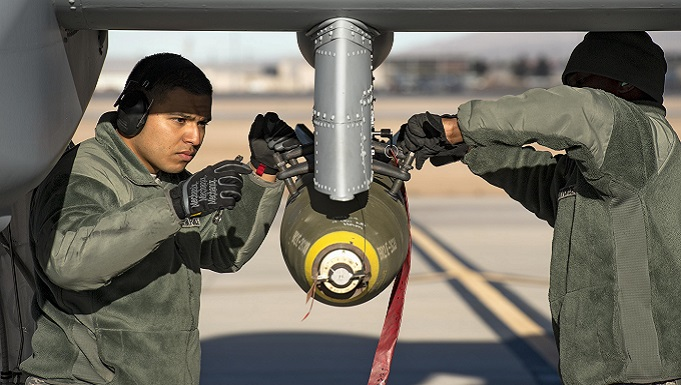 Weapons Airmen enable joint training