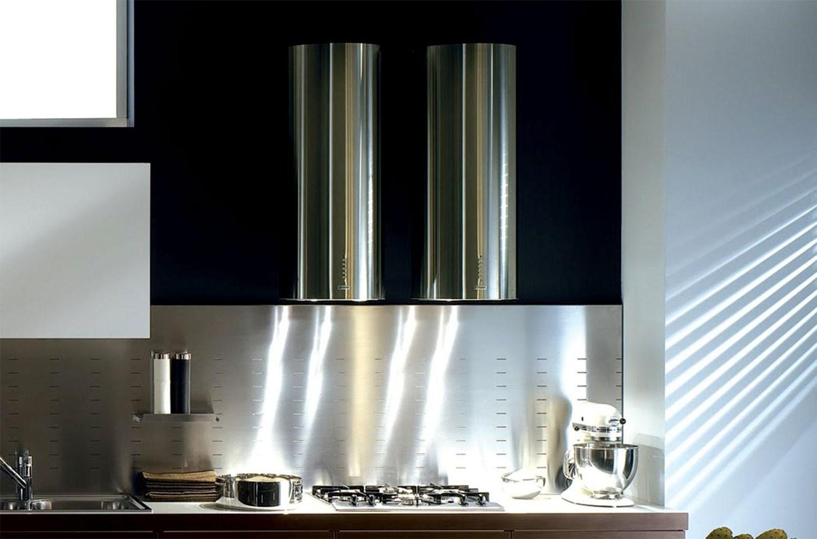 Image of: Kitchen Range Hood Ideas