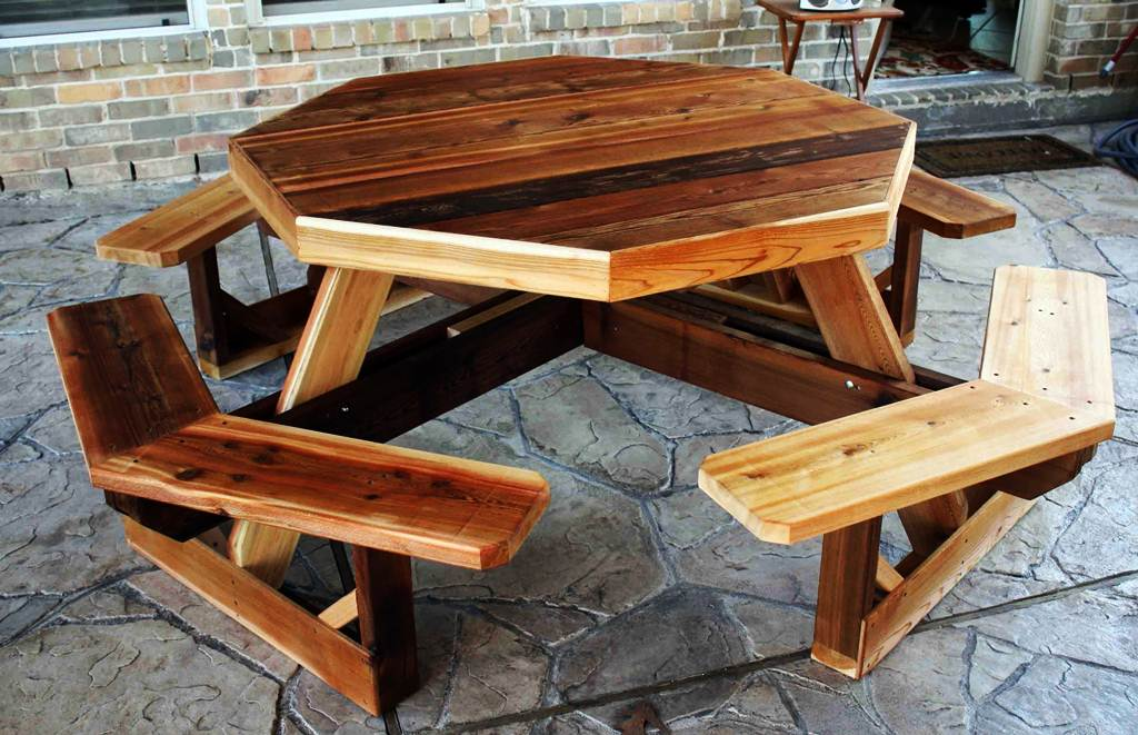 Image of: Butcher Block Tables
