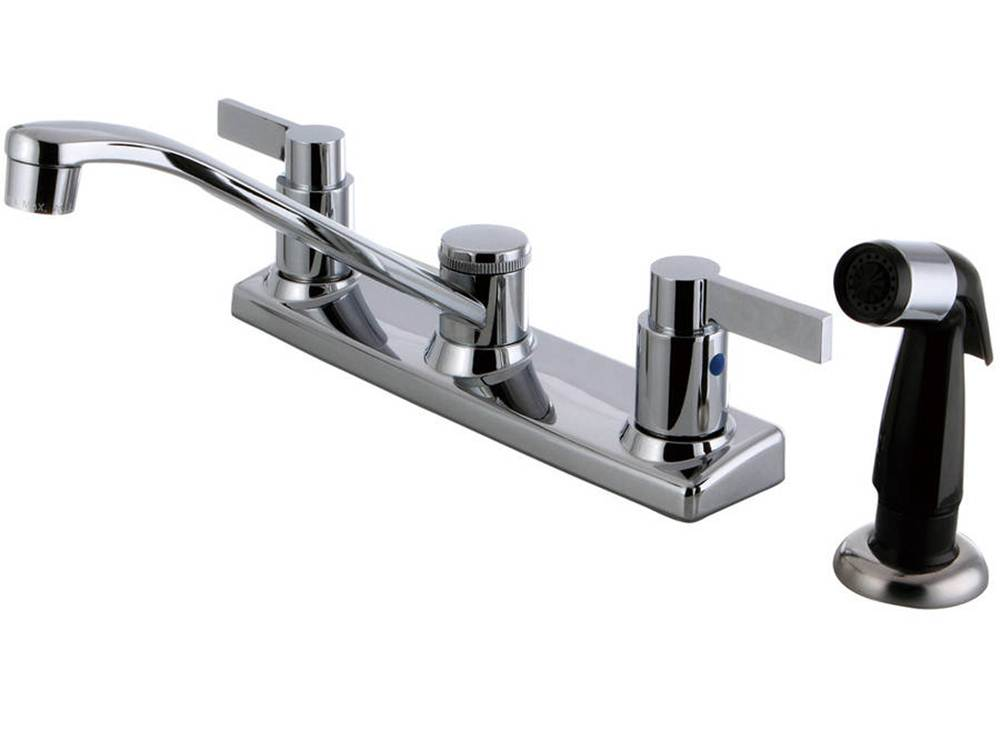 Image of: Delta Kitchen Faucet Touch