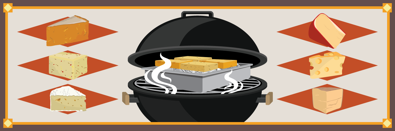 What is Cold-Smoked Cheese?