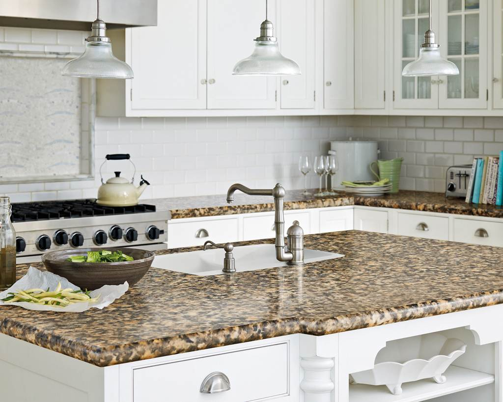 Image of: Kitchen Countertop Material Options