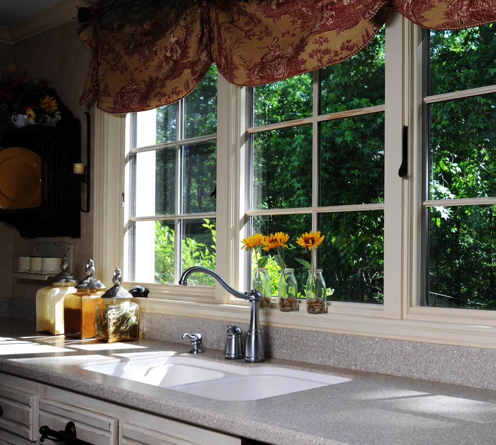 Image of: Kitchen Valances #2