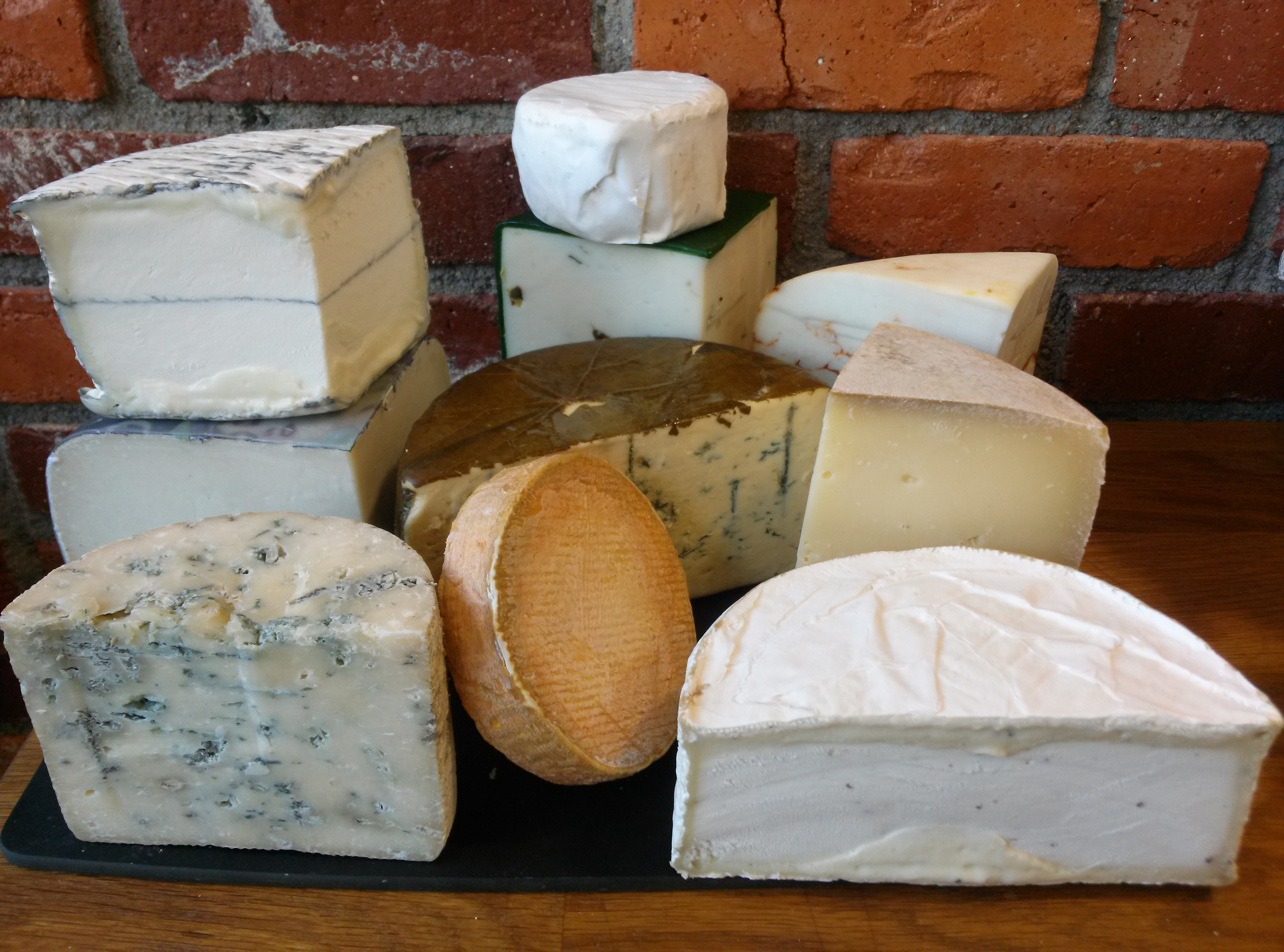 Cheeses We're Loving This Month