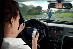 texting and driving laws