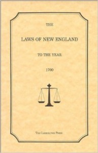 new england laws