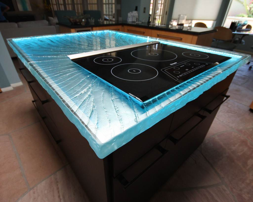 Image of: Kitchen Countertop Options Ideas