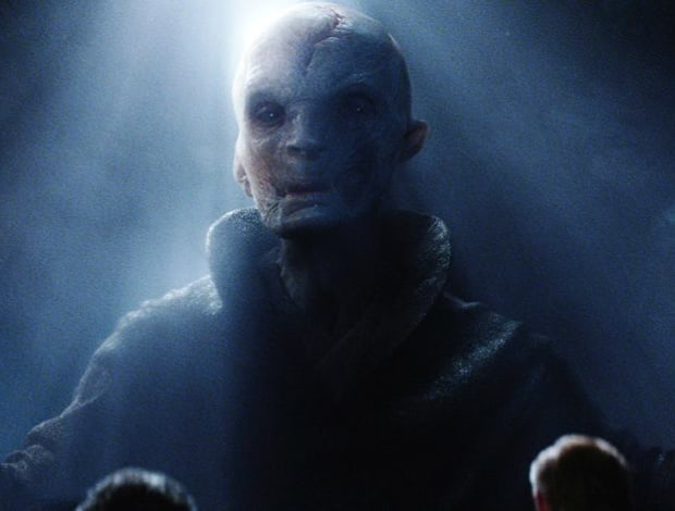 Supreme Leader Snoke Origins Revealed In Star Wars 7 Book 'Aftermath'?