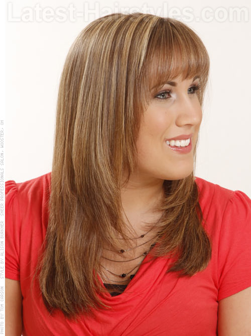 Layered Hairstyles 2013 For Medium Length Hair 008