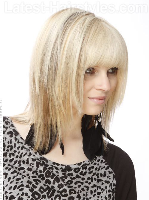Layered Hairstyles 2013 For Medium Length Hair 004