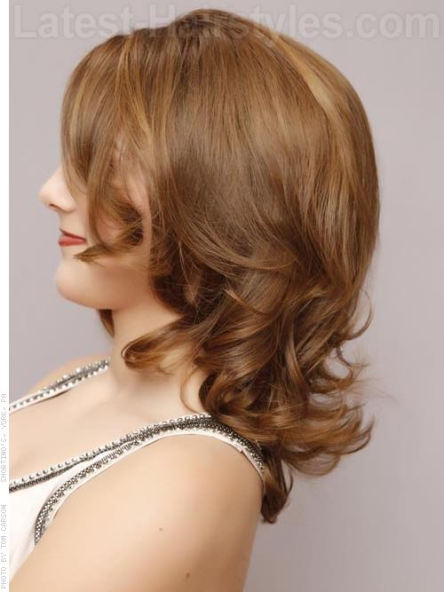 Layered Hairstyles 2013 For Medium Length Hair 0010