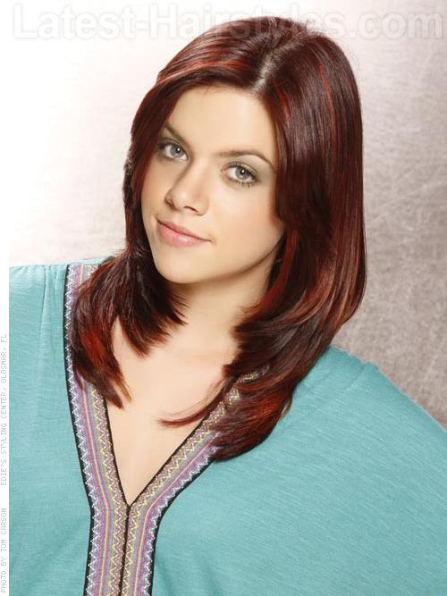 Layered Hairstyles 2013 For Medium Length Hair 0013