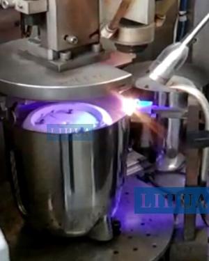水煲煲底仿形激光焊接机