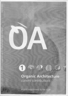 Organic Architecture Current Contributions