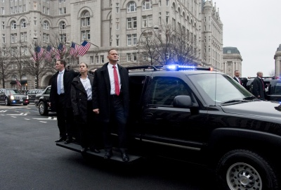 We Are DHS, and fulfilling the DHS mission means working together to secure the 2017 Presidential Inauguration. The United States Secret Service, Immigration and Customs Enforcement (ICE) U.S. Customs and Border Protection, and other DHS components ensured safety and security during the inauguration.