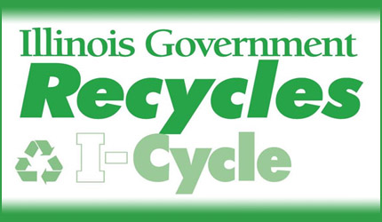 Illinois Government Recycles - I-Cycle